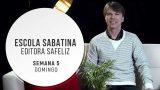 Domingo 25 de octubre | Escuela Sabática Pr. Ranieri Sales