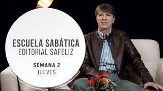 Jueves 8 de octubre | Escuela Sabática Pr. Ranieri Sales