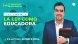 Lección 3 | La ley como educadora | Escuela Sabática Pr. Anthony Araujo