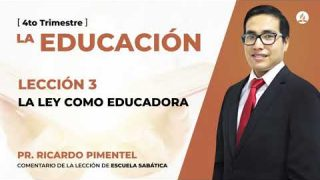 Lunes 12 de octubre | Escuela Sabática Pr. Ricardo Pimentel