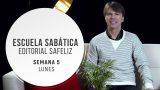 Lunes 26 de octubre | Escuela Sabática Pr. Ranieri Sales
