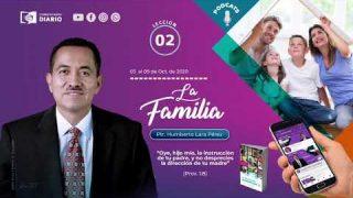 Lunes 5 de octubre | Escuela Sabática Pr. Humberto Lara Perez