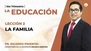 Lunes 5 de octubre | Escuela Sabática Pr. Ricardo Pimentel