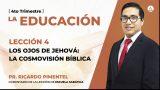 Martes 20 de octubre | Escuela Sabática Pr. Ricardo Pimentel