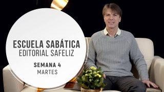 Martes 20 de octubre | Escuela Sabática Pr. Ranieri Sales