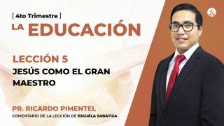 Martes 27 de octubre | Escuela Sabática Pr. Ricardo Pimentel
