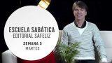 Martes 27 de octubre | Escuela Sabática Pr. Ranieri Sales