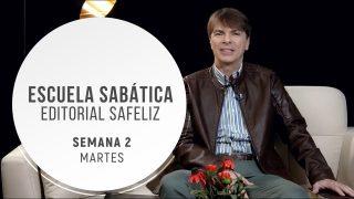 Martes 6 de octubre | Escuela Sabática Pr. Ranieri Sales