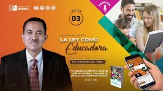 Miércoles 14 de octubre | Escuela Sabática Pr. Humberto Lara Pérez