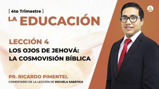 Miércoles 21 de octubre | Escuela Sabática Pr. Ricardo Pimentel