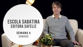 Sábado 17 de octubre | Escuela Sabática Pr. Ranieri Sales