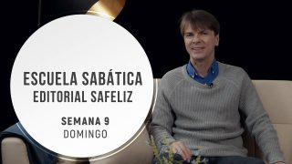 Domingo 22 de noviembre | Escuela Sabática Pr. Ranieri Sales