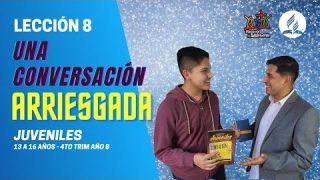 Escuela Sabática Juveniles – Sábado 21 de noviembre