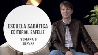 Jueves 19 de noviembre | Escuela Sabática Pr. Ranieri Sales