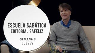 Jueves 26 de noviembre | Escuela Sabática Pr. Ranieri Sales
