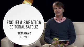 Jueves 5 de noviembre | Escuela Sabática Pr. Ranieri Sales