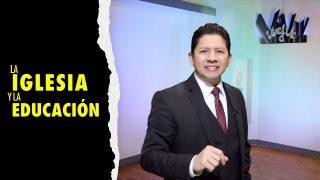 Lección 9 | La iglesia y la educación | Escuela Sabática Aquí entre nos
