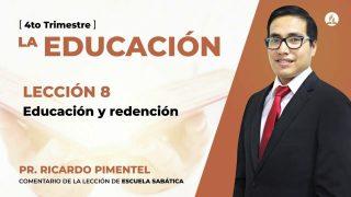 Martes 17 de noviembre | Escuela Sabática Pr. Ricardo Pimentel