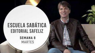 Martes 17 de noviembre | Escuela Sabática Pr. Ranieri Sales