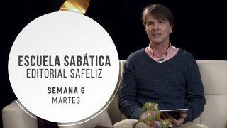 Martes 3 de noviembre | Escuela Sabática Pr. Ranieri Sales