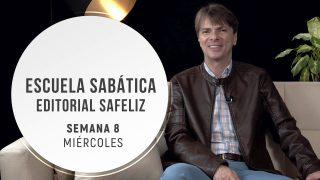 Miércoles 18 de noviembre | Escuela Sabática Pr. Ranieri Sales