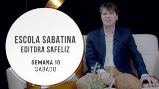 Sábado 28 de noviembre | Escuela Sabática Pr. Ranieri Sales