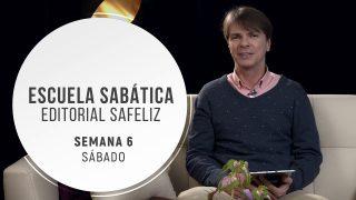 Sábado 31 de octubre | Escuela Sabática Pr. Ranieri Sales