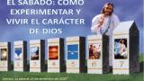Lección 12 | El sábado: cómo experimentar y vivir el carácter de Dios | Escuela Sabática PowerPoint