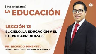 Domingo 20 de diciembre | Escuela Sabática Pr. Ricardo Pimentel