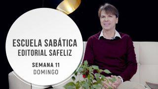 Domingo 6 de diciembre | Escuela Sabática Pr. Ranieri Sales