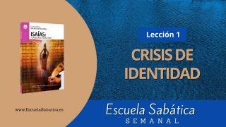 Escuela Sabática | Lección 1 | Crisis de identidad | 1er. Trimestre 2021