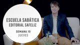 Jueves 3 de diciembre | Escuela Sabática Pr. Ranieri Sales