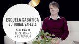 Lección 11 | El cristiano y el trabajo | Escuela Sabática Pr. Ranieri Sales
