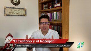 Lección 11   El cristiano y el trabajo   Escuela Sabática Pr. Ruddy Vivanco
