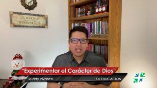 Lección 12   El sábado: cómo experimentar y vivir el carácter de Dios   Escuela Sabática Pr. Ruddy Vivanco