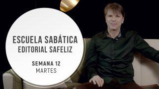Martes 15 de diciembre | Escuela Sabática Pr. Ranieri Sales