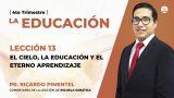 Martes 22 de diciembre | Escuela Sabática Pr. Ricardo Pimentel