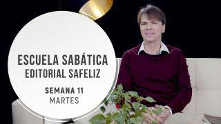 Martes 8 de diciembre | Escuela Sabática Pr. Ranieri Sales