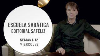 Miércoles 16 de diciembre | Escuela Sabática Pr. Ranieri Sales