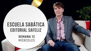 Miércoles 23 de diciembre | Escuela Sabática Pr. Ranieri Sales