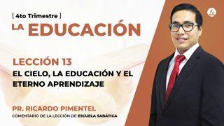 Miércoles 23 de diciembre | Escuela Sabática Pr. Ricardo Pimentel