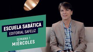 Miércoles 30 de diciembre | Escuela Sabática Pr. Ranieri Sales