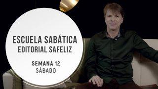 Sábado 12 de diciembre | Escuela Sabática Pr. Ranieri Sales