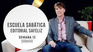 Sábado 19 de diciembre | Escuela Sabática Pr. Ranieri Sales