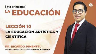 Viernes 4 de diciembre | Escuela Sabática Pr. Ricardo Pimentel
