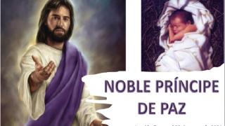 Lección 5 | Noble Príncipe de paz | Escuela Sabática PowerPoint