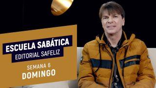 Domingo 31 de enero | Escuela Sabática Pr. Ranieri Sales