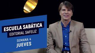 Jueves 21 de enero | Escuela Sabática Pr. Ranieri Sales