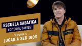 Lección 6   Jugar a ser Dios   Escuela Sabática Pr. Ranieri Sales