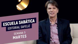 Martes 26 de enero | Escuela Sabática Pr. Ranieri Sales